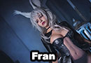 Fran from Final Fantasy Cosplay