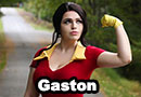 Genderbent Gaston from Beauty and the Beast Cosplay