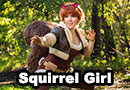 Squirrel Girl Cosplay
