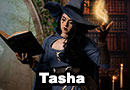 Tasha from Dungeons & Dragons Cosplay