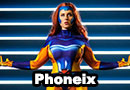Jean Grey from X-Men Cosplay