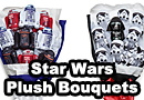 Star Wars Plush Bouquets are the Perfect Geek Valentine