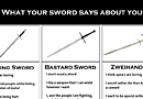 What Your Sword Says About You
