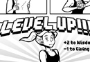 Levelling Up - Comic