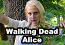 The Walking Dead Alice Cosplay