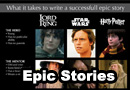 How to Write a Successful Epic Story