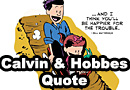 Advice From the Creator of Calvin and Hobbes