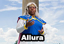Allura from Voltron: Legendary Defender Cosplay