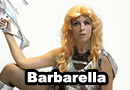 Barbarella Cosplay