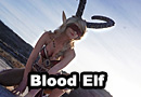 Blood Elf Demonhunter from World of Warcraft Cosplay