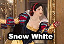Renaissance Snow White Cosplay