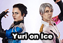 Victor & Yuri from Yuri on Ice Cosplay