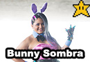Bunny Sombra from Overwatch Cosplay