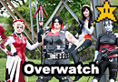 Overwatch Group Cosplay