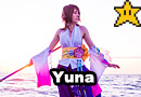 Yuna from Final Fantasy X Cosplay