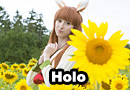 Holo from Spice & Wolf Cosplay