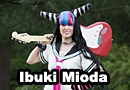 Ibuki Mioda from Super Dangan Ronpa 2 Cosplay
