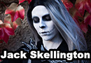 Female Jack Skellington Cosplay