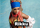 Rikku from Final Fantasy X-2 Cosplay