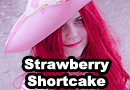 Strawberry Shortcake Photoshoot