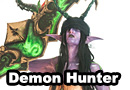 Demon Hunter Body Paint Photoshoot