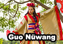 Guo N�wang from Romance of the Three Kingdoms Cosplay