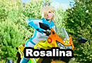 Rosalina from Mario Kart 8 Cosplay