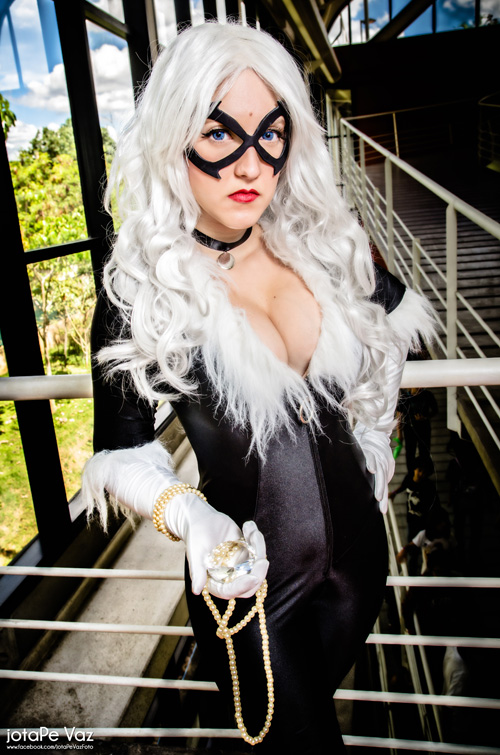 Cat Girl Marvel Comics