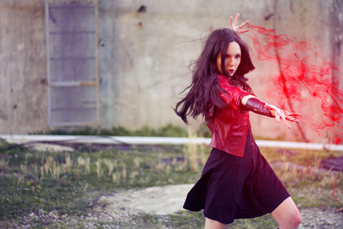 Scarlet Witch Amp Quicksilver Cosplay