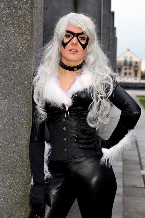 spiderman black cat cosplay wwwpixsharkcom images