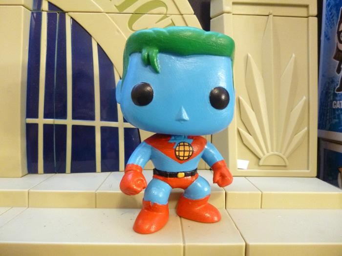 Baby Groot Custom Funko Pop Vinyl More