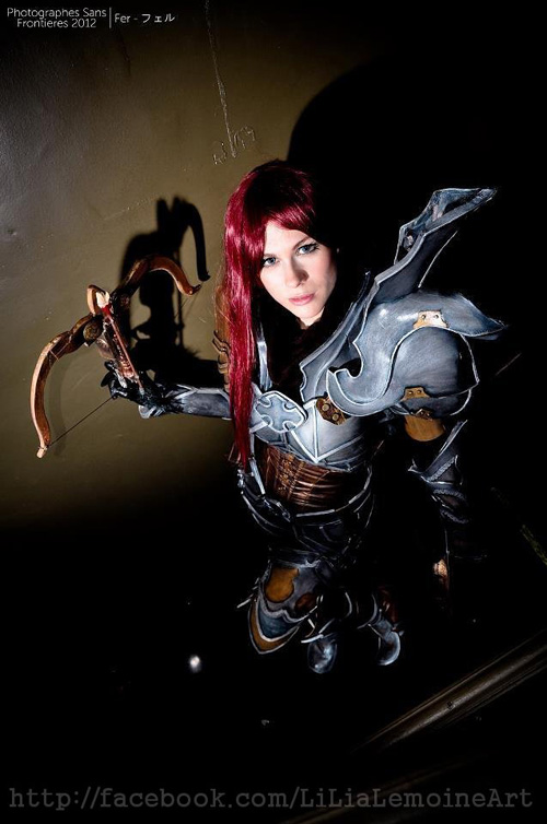 Demon Hunter Cosplay - Diablo III