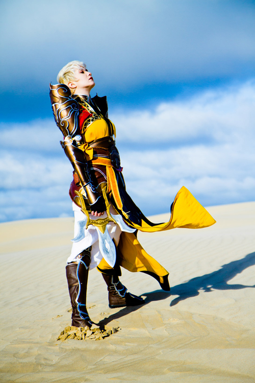 Diablo Iii Female Monk Cosplay