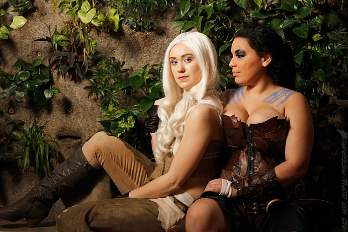 Game of thrones khaleesi creampie kinkycouple111 - 2 2