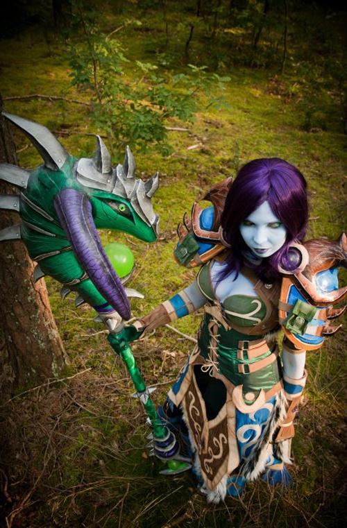 Warcraft troll girls - 4 9