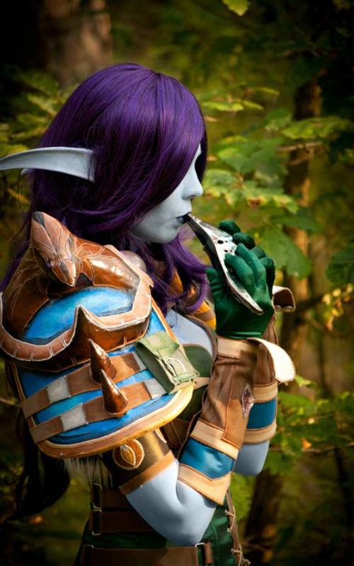 cosplay World of warcraft female