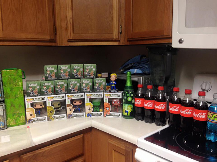 Fallout 4 Release Party
