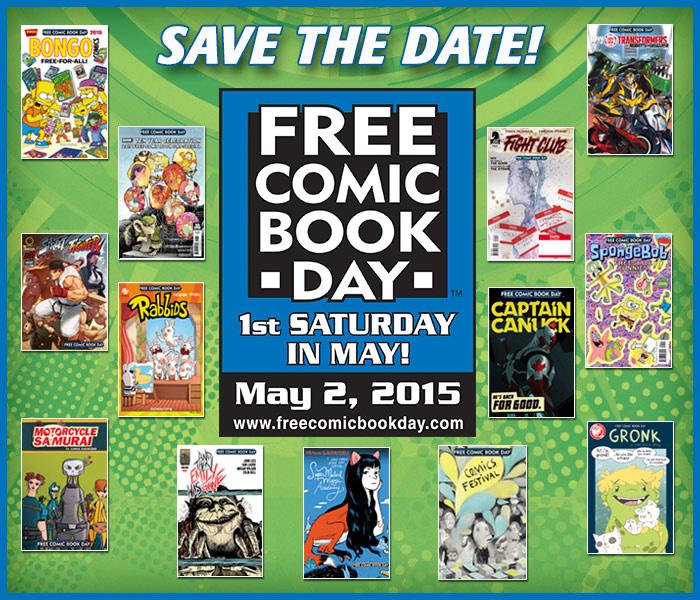 Free Comic Book Day España: Free Comic Book Day
