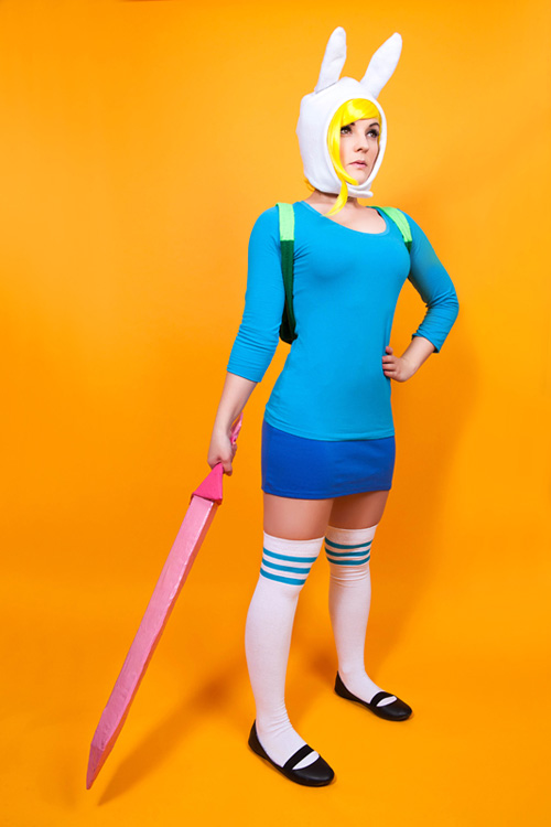 fionna adventure time cosplay - photo #21
