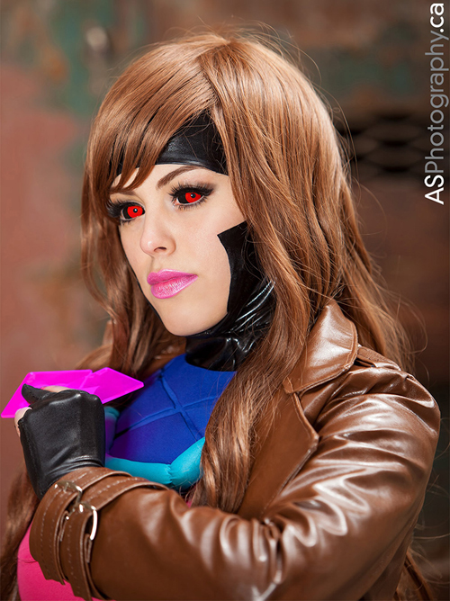 female gambit cosplay