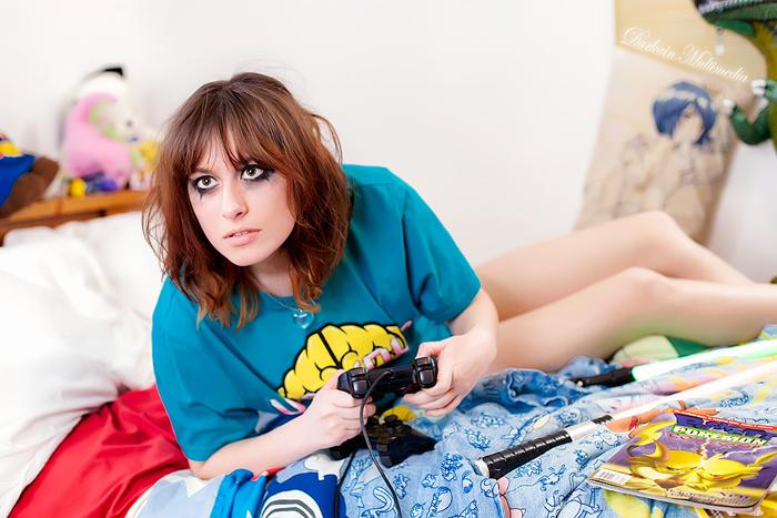 Gamer Girls vs Real Gamer Girls Real Gamer Girls Photoshoot