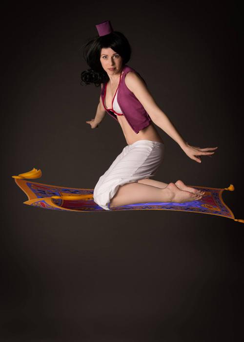 Aladdin Cosplay