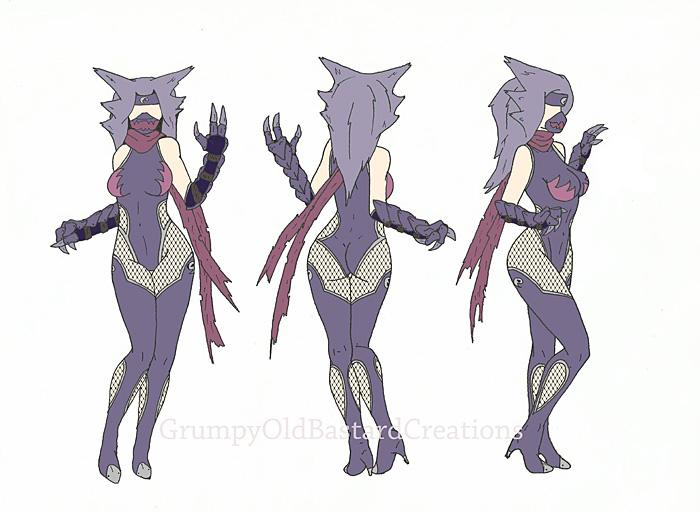 Pokemon Gijinka Redesigns