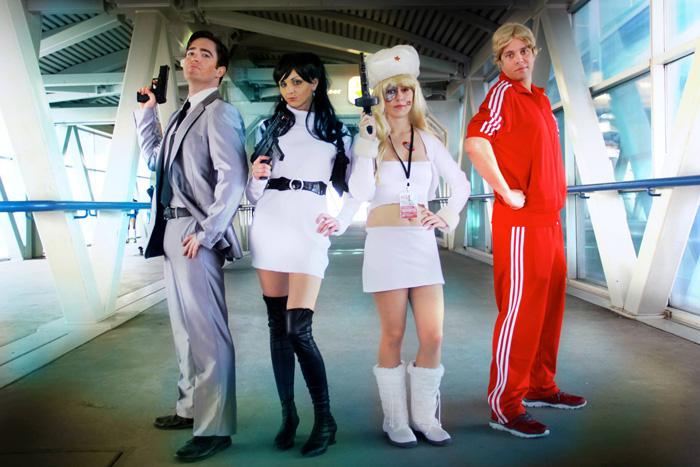 Group Cosplays