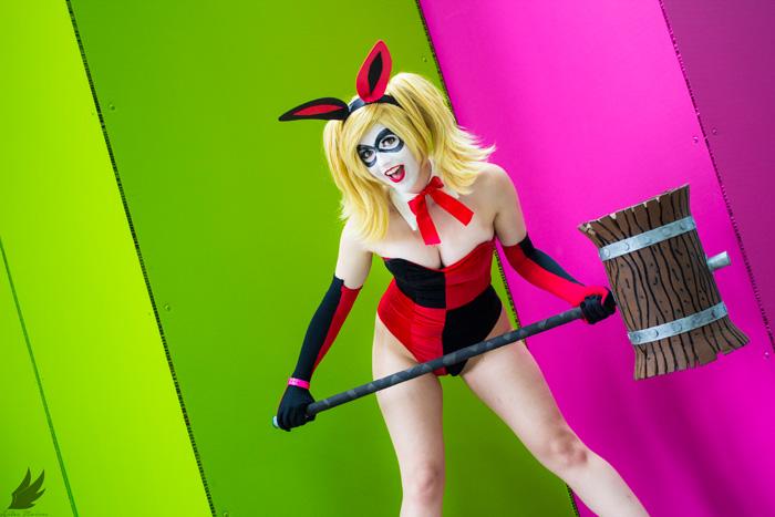 Bunny Harley Cosplay