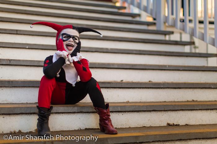 Little Harley Quinn Co...