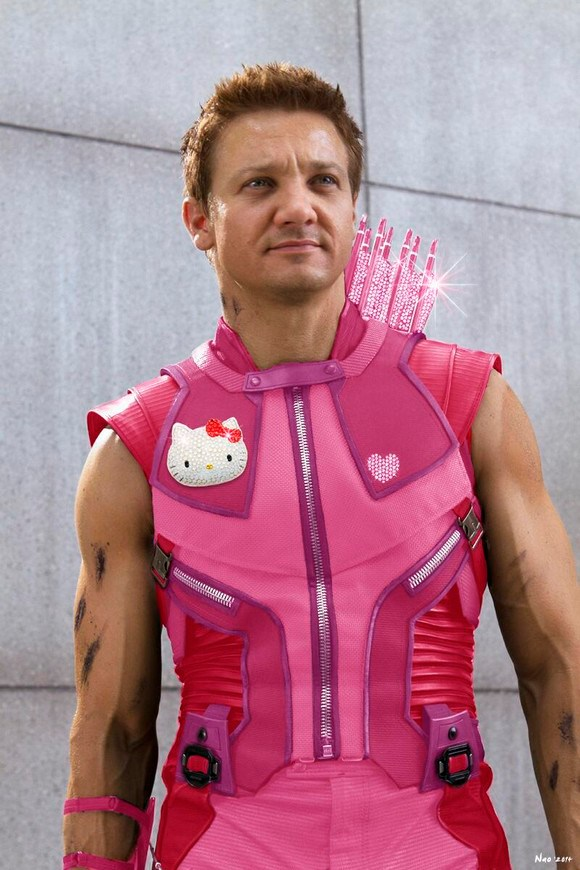 Hello Kitty Avengers
