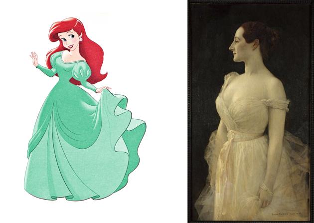 historically accurate disney princesses