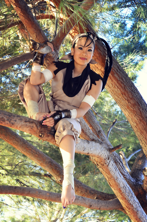 Ibuki Street Fighter Cosplay