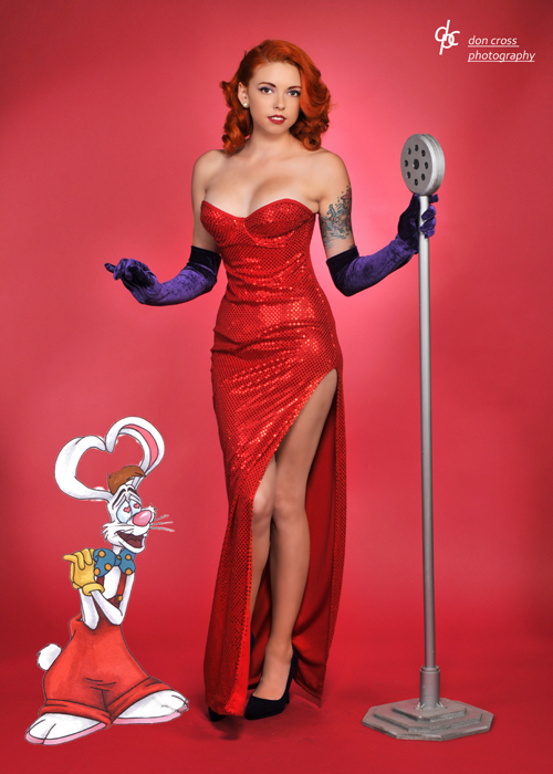 Jessica Rabbit Halloween